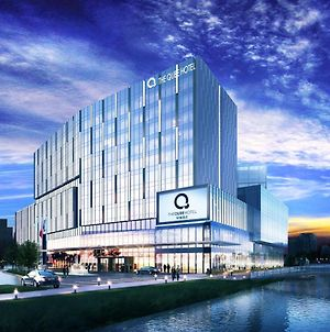 The Qube Hotel Shanghai North Hongqiao photos Exterior