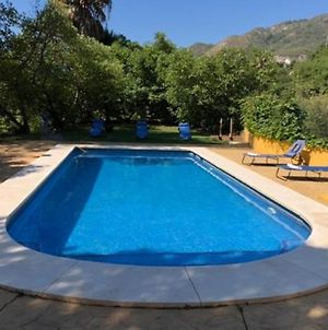 Villa With 3 Bedrooms In Ojen With Wonderful Mountain View Private Pool Enclosed Garden 10 Km From The Beach photos Exterior