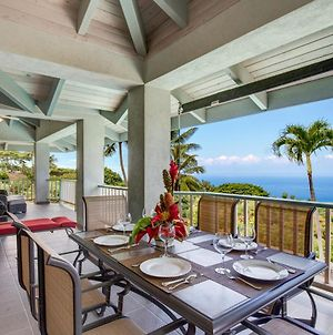 Ocean Views From Most Rooms Solar Heated Salt Water Pool Puuwai Alii photos Exterior