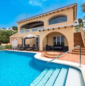 Casa De Palmera - 3 Bedroom Villa - Sea Views From Large Open Balcony - Perfect For Families photos Exterior