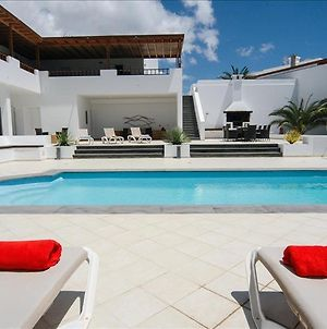 Casa Puerto Calero Grande - A Wonderful 6 Bedroom Villa - Short Stroll From The Marina photos Exterior