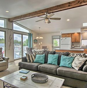 Fenwick Island Home With Canalfront Deck Less Than 1Mi To Bch photos Exterior