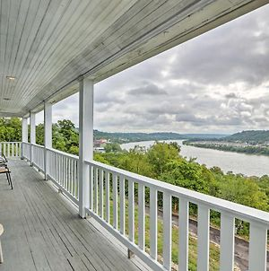 Queen City Home With River View - 3 Mi To Dtwn! photos Exterior