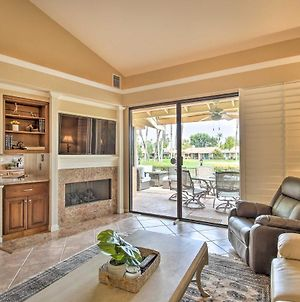 Upscale Palm Desert Escape With Patio And Pool! photos Exterior