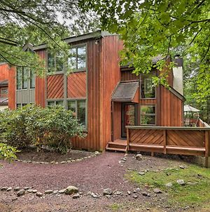 Poconos Townhome 1 Mi To Big Boulder Lake! photos Exterior