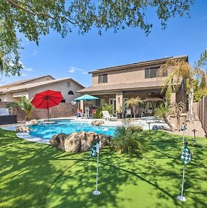 Luxury Maricopa Retreat With Private Pool & Patio! photos Exterior