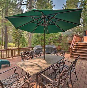 Truckee Golf Course Home With Hot Tub And Spacious Deck photos Exterior