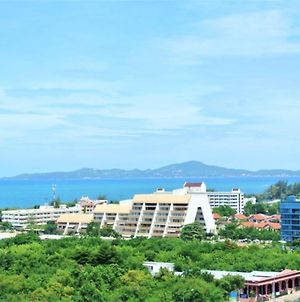 Sea View Studio Apartment Jomtien Beach Condominium A3 photos Exterior