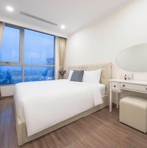 Daisy Apartment 2&3 Bedrooms - Vinhomes Serviced Apartments Luxhome photos Exterior