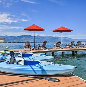 Sandpoint Waterfront On Lake Pend Oreille! photos Exterior