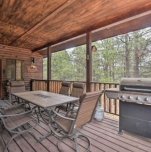 Cabin In The Woods 6 Mi To Angel Fire Resort! photos Exterior