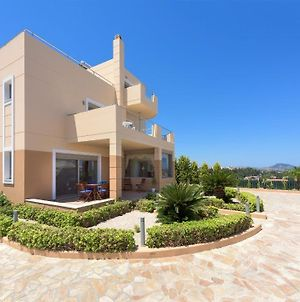 Luxury Rhodes Villa Villa Aegean Blue Sea View Private Pool 4 Bdr Koskinou photos Exterior