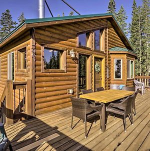 Cozy Mountain Adobe With Private Hot Tub, Deck And Wifi photos Exterior