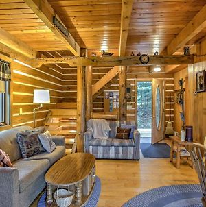 Steps To Slopes! Scenic Brule Village Cabin Cabin photos Exterior
