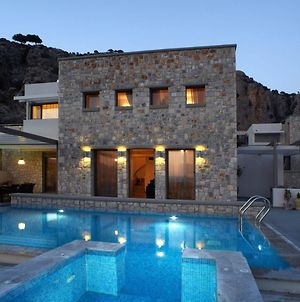Executive Rhodes Villa Villa Eleana 3 Bedroom Stunning Sea Views Pefkos photos Exterior