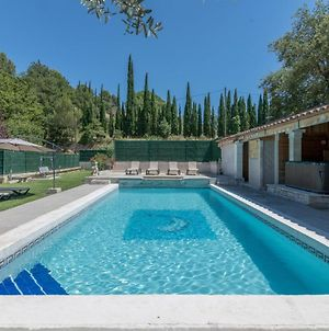 Villa With 3 Bedrooms In Oppede With Wonderful Mountain View Private Pool Furnished Garden photos Exterior