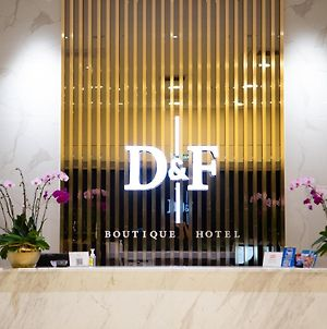 D&F Boutique Hotel Seremban 2 photos Exterior