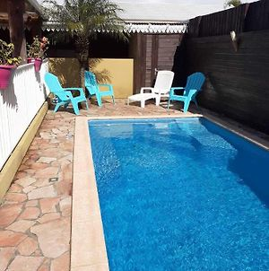 Villa With 4 Bedrooms In Saint Joseph With Private Pool Enclosed Garden And Wifi 6 Km From The Beach photos Exterior