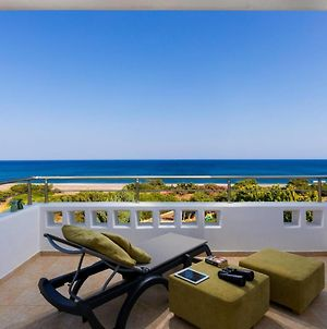 Luxury Rhodes Villa Gennadi Villa Beach Front Private Pool 3 Bdr Lahania photos Exterior