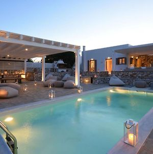 Executive Paros Villa Villa Almyra Stunning Sea Views And Private Pool Kostos Damouli photos Exterior