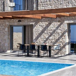 Luxury Rhodes Villa Anissa Villa Sea View Private Swimming Pool 4 Bdr Kalithea photos Exterior