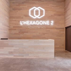 Corporate Stays Hexagone 2 Apartments photos Exterior