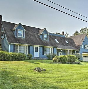 Private Catskills Retreat With Pond, Yard And More! photos Exterior