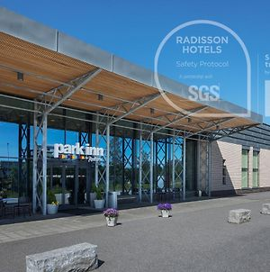 Park Inn By Radisson Oslo Airport Hotel West photos Exterior
