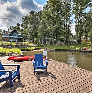 Upscale Lake Living Private Dock And Beach! photos Exterior
