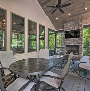 Chasing Rumors Cabin With Dry Sauna & Hot Tub! photos Exterior