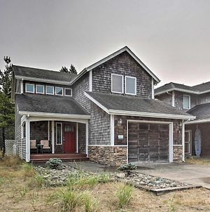 Pacific City Home With Hot Tub Pets Allowed! photos Exterior