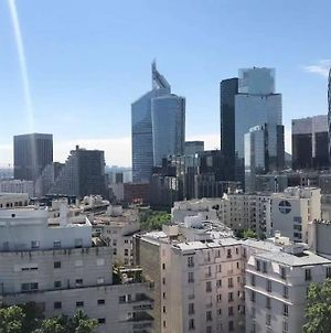 Apartment With A Grand Terrace And View Of Paris And Eiffel Tower At Paris La Defense photos Exterior