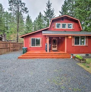 Cozy Ashford Home - 5 Mi To Rainier Nat'L Park! photos Exterior
