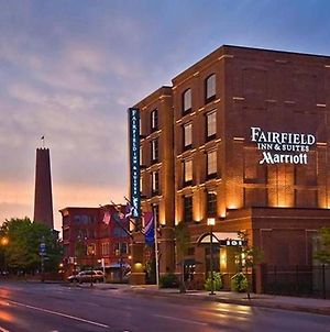 Fairfield Inn & Suites By Marriott Baltimore Downtown/Inner Harbor photos Exterior