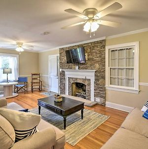 Updated Cape Charles Home About 2 Miles To Beachfront! photos Exterior