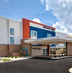 Springhill Suites By Marriott Orangeburg photos Exterior