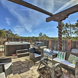 Luxe Santa Fe Home With Play Room, Hot Tub & Piano! photos Exterior