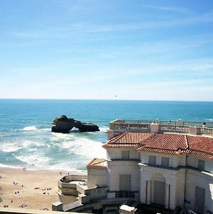 Apartment With One Bedroom In Biarritz With Wonderful Sea View And Wifi 300 M From The Beach photos Exterior