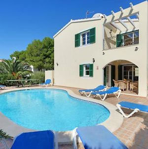 Cala Galdana Villa Sleeps 9 With Pool Air Con And Wifi photos Exterior