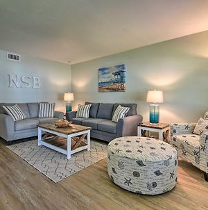 Beachside Townhome - Steps From Flagler Ave! photos Exterior