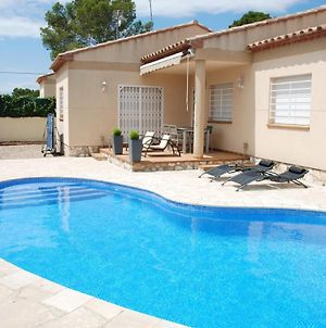 House With 3 Bedrooms In Les Tres Cales With Private Pool Enclosed Garden And Wifi 800 M From The Beach photos Exterior