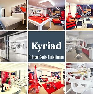 Kyriad Colmar Cite Administrative photos Exterior