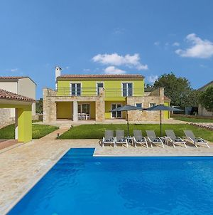 Luxury, Modernly Furnished Villa With Private Pool Near Rovinj photos Exterior
