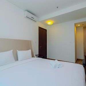 Cozy 1Br With Workspace At Setiabudi Skygarden Apartment By Travelio photos Exterior
