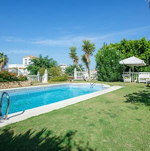 Villa With 4 Bedrooms In Sanlucar De Barrameda With Wonderful Sea View Private Pool Furnished Terrace 2 Km From The Beach photos Exterior
