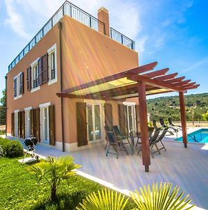 New Villa With A Private Pool And Sea View Top Terrace photos Exterior