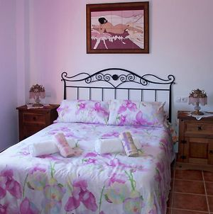 Holiday Home With Private Pool Near Andalusian Village Comares, Malaga photos Exterior