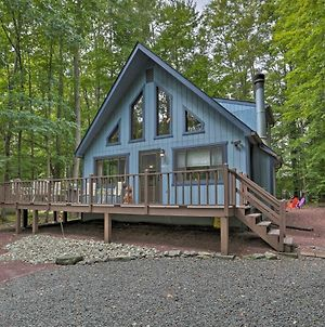 Charming Arrowhead Lake Cabin With Hammock, Deck photos Exterior
