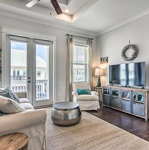 Inlet Beach Townhome With Resort-Style Amenities photos Exterior