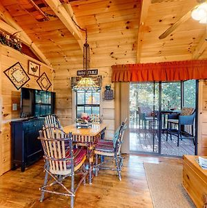 Cozy Cabin At Trackrock photos Exterior